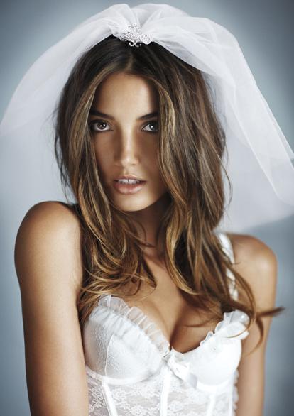 Victoria's Secret Bridal Lingerie 2011