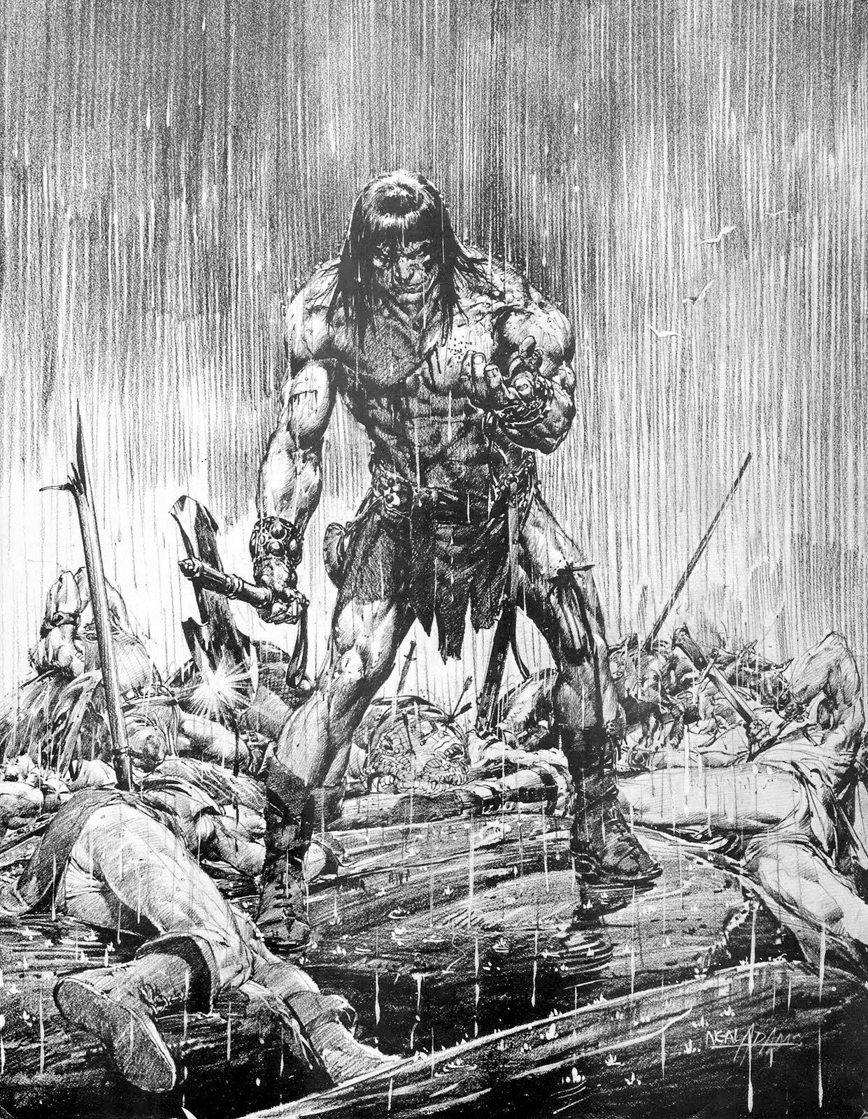 El arte del comic y la ilustración Next