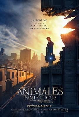 Animales Fantásticos y Donde Encontrarlos en Español Latino