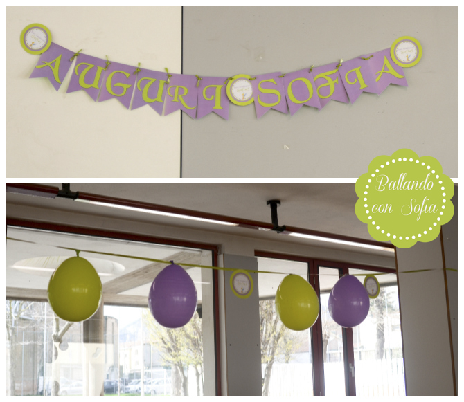 festa compleanno a tema TRILLY, Tinkerbell Party