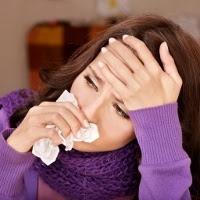 Flu, Pilek, Bersin, Demam