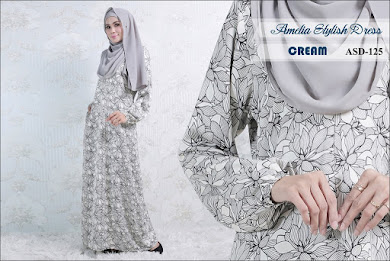 AMELIYA STYLISH DRESS ( RM80 )