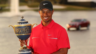 Tiger Woods wins in Miami, Tiger Woods, Golf