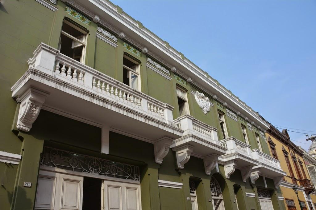 Lima Historical center