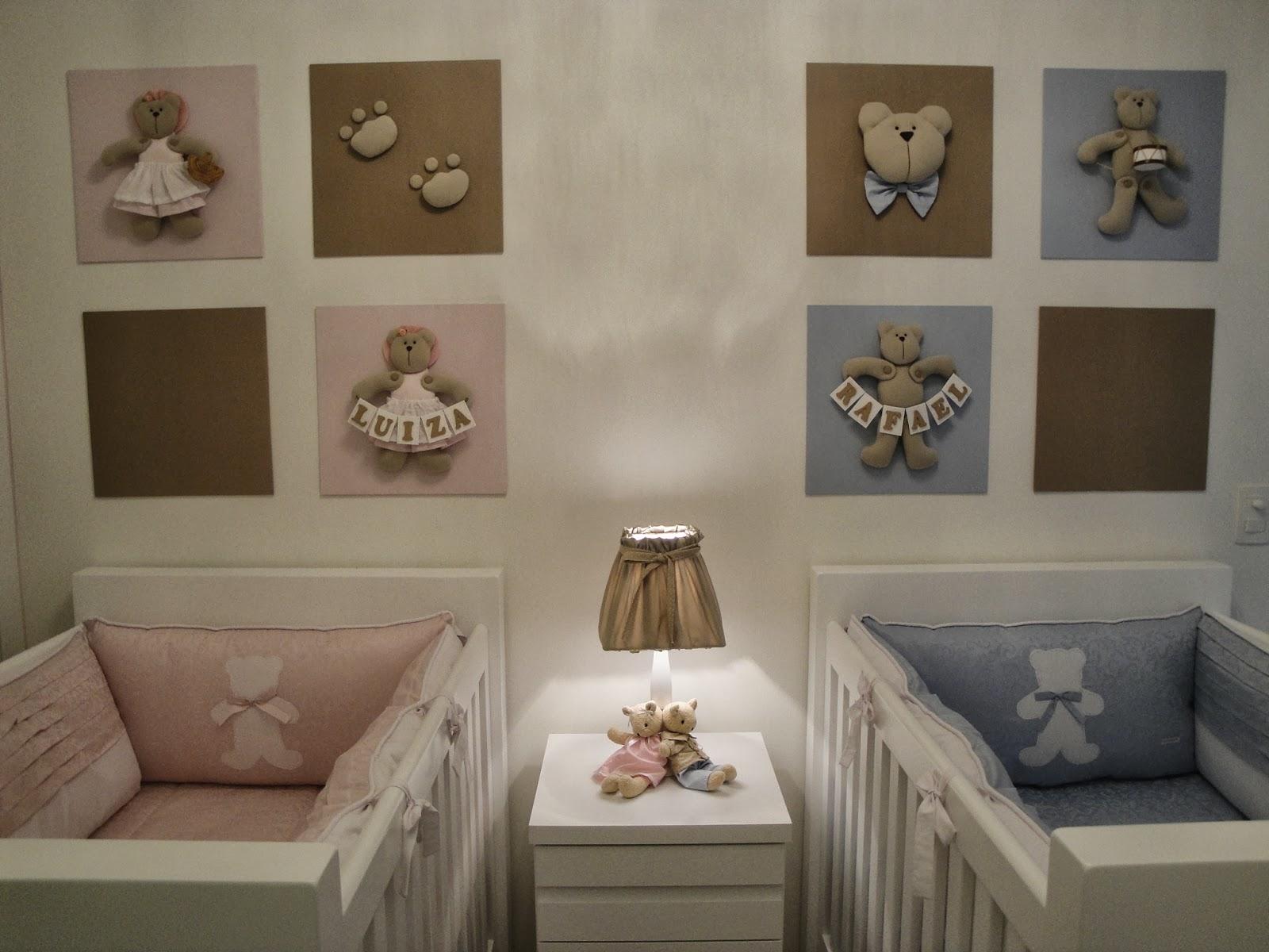 O Blog dA Janelinha Ideias para decorar Quartos de Gémeos