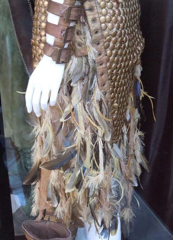 Marique skirt Conan movie costume