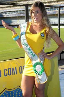 Andressa Urach CR7 - infolabel.blogspot.com