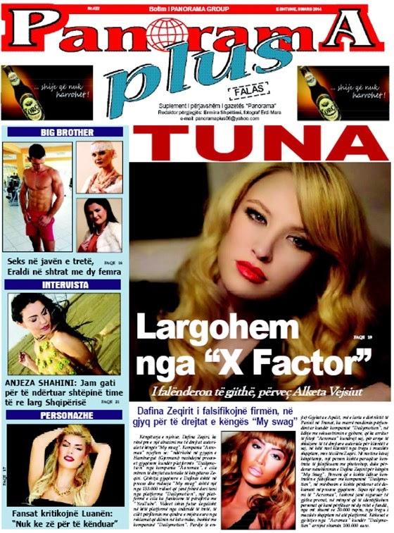 Revista PANORAMA PLUS - 8 Mars 2014