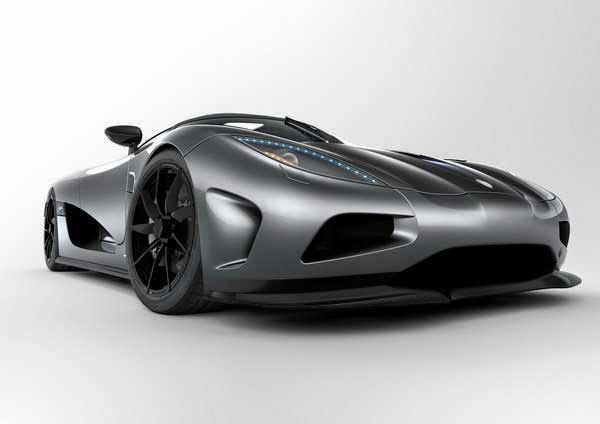Koenigsegg Prepares New Entry Level Model Concept Review