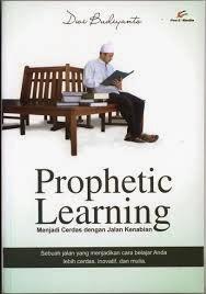 beli buku prophetic learning pro u media diskon