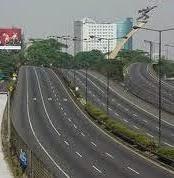 Jalanan Jakarta Bebas Dari Macet