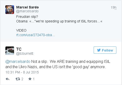 Obama Sebut AS Latih ISIS