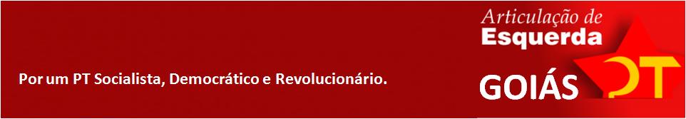 ARTICULAÇÃO DE ESQUERDA