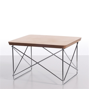 The Side Table Occasional Table LTR (Low Table Rod Base) Was Designed By  Charles And Ray Eames In 1950 As Small, Variable Side Table And Used By  Themselves ...