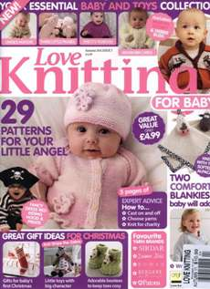 Love Knitting For Baby №3 2011