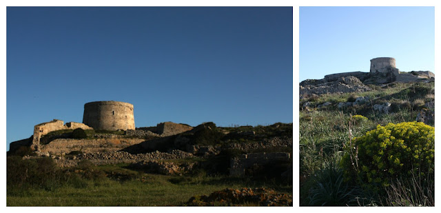 Minorka Forteca