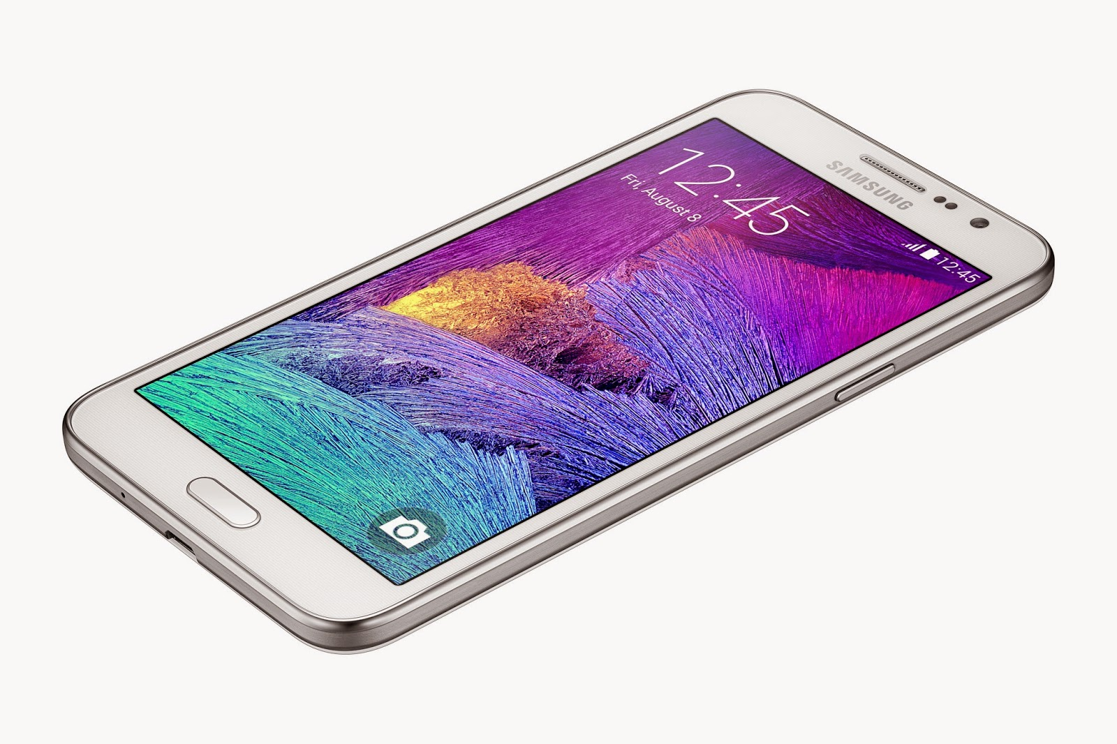 Samsung Galaxy Grand Max white