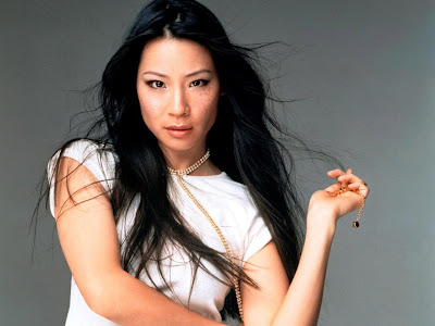 Lucy Liu Hd Wallpaper