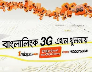 Banglalink 3g coverage at khulna