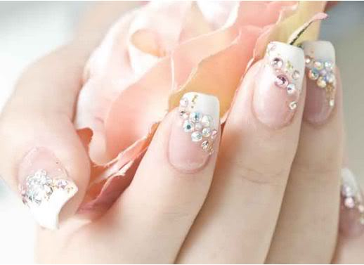 Incredible Wedding Nail Art 518 x 377 · 17 kB · jpeg