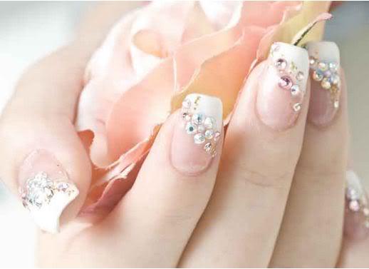 Incredible Wedding Nail Art 518 x 377 · 17 kB · jpeg
