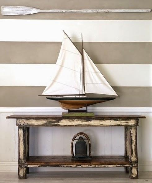 Decorative Sailboats And Nautical Design Nautical