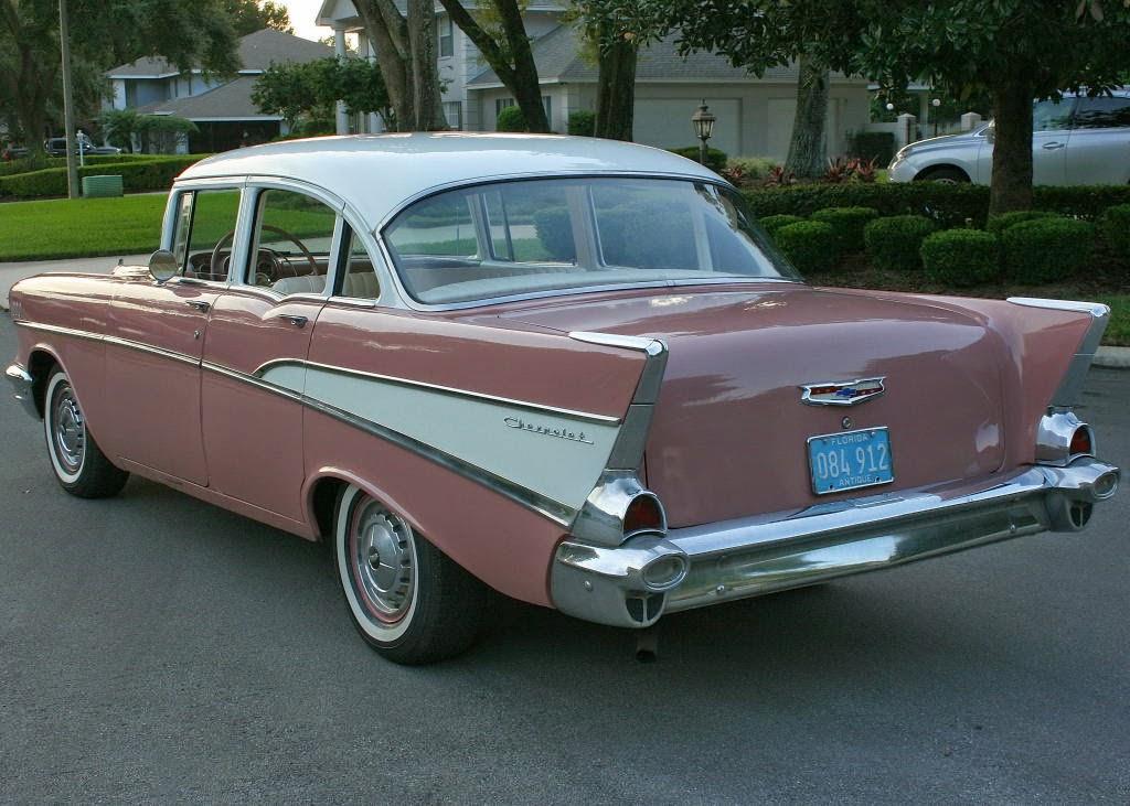 All american classic cars 1957 chevrolet two ten 4 door sedan for 1957 chevy 2 door