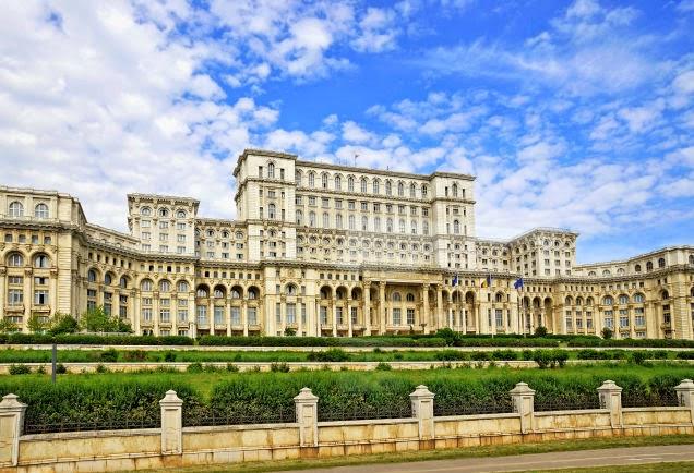 Palacio del Parlamento Rumano