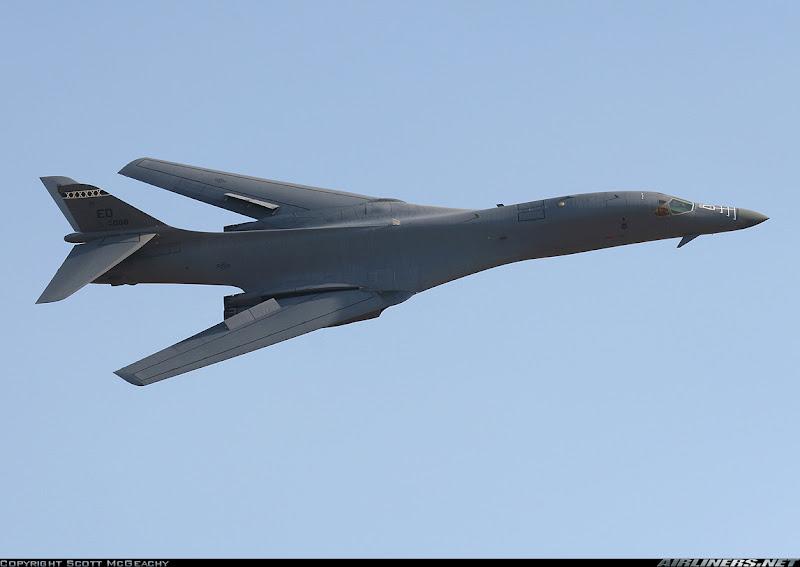 B-1B Lancer Multi-role Long-range Bombers