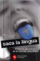 SACA LA LLINGUA