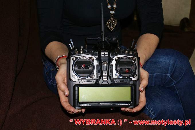 Hitec Aurora 9