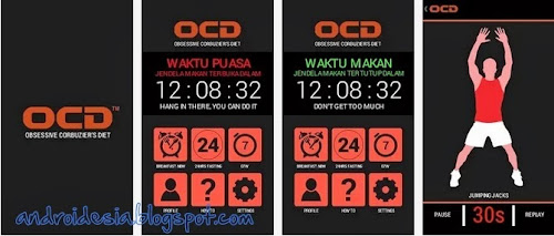 OCD APP (Official) - Aplikasi Diet Ala Deddy Corbuzier