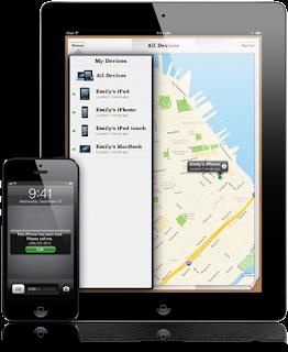 Servicio Apple iCloud Encontrar mi iPhone