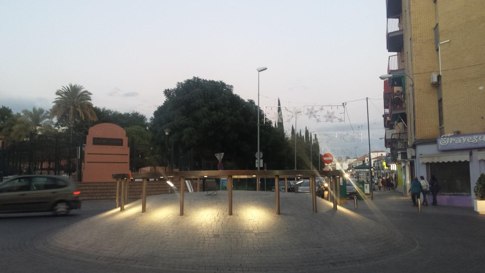 Dos detenidos por robar el árbol de Navidad de Alcalá de Guadaíra