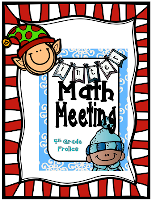 http://www.teacherspayteachers.com/Product/Winter-Themed-Math-Meeting-Headers-955417