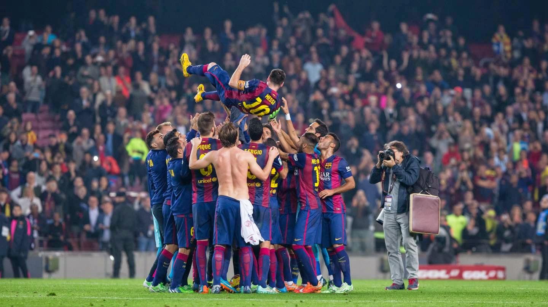 Messi Patahkan Rekor Lagi