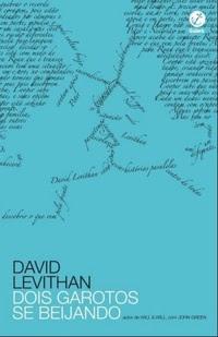 Joana leu: Dois garotos se beijando, de David Levithan