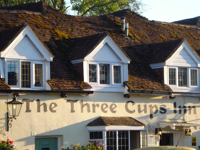 The Three Cups Inn, Stockbridge