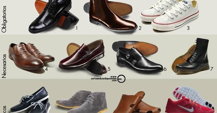 El De Pares Debes Moda Que 10 Tener Zapatos Está Hombres Blog 0xwB5Oaq