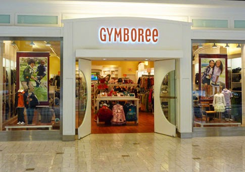 It is an image of Hilaire Gymboree Coupon in Store Printable
