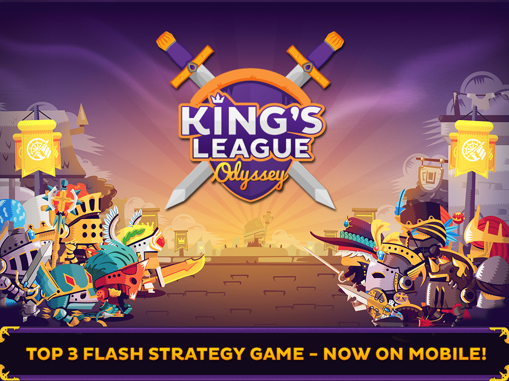 KINGS LEAGUE ODDYSY  APK+DATA İNDİR