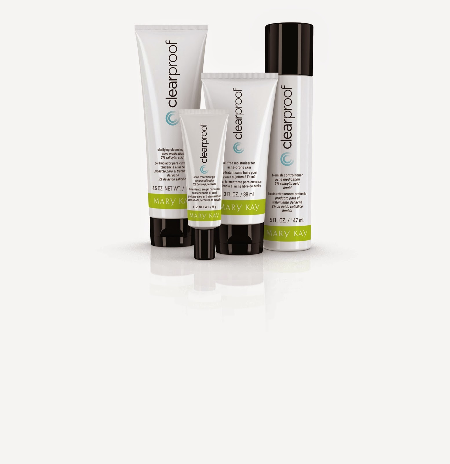 Heck Of A Bunch Mary Kay Clear Proof Acne System Review
