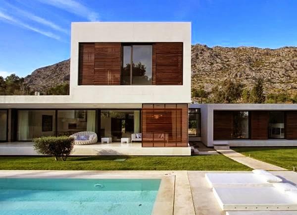 Model Rumah Minimalis Sederhana2