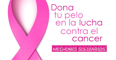 dona tu pelo en la lucha contra el cáncer, mechones solidarios