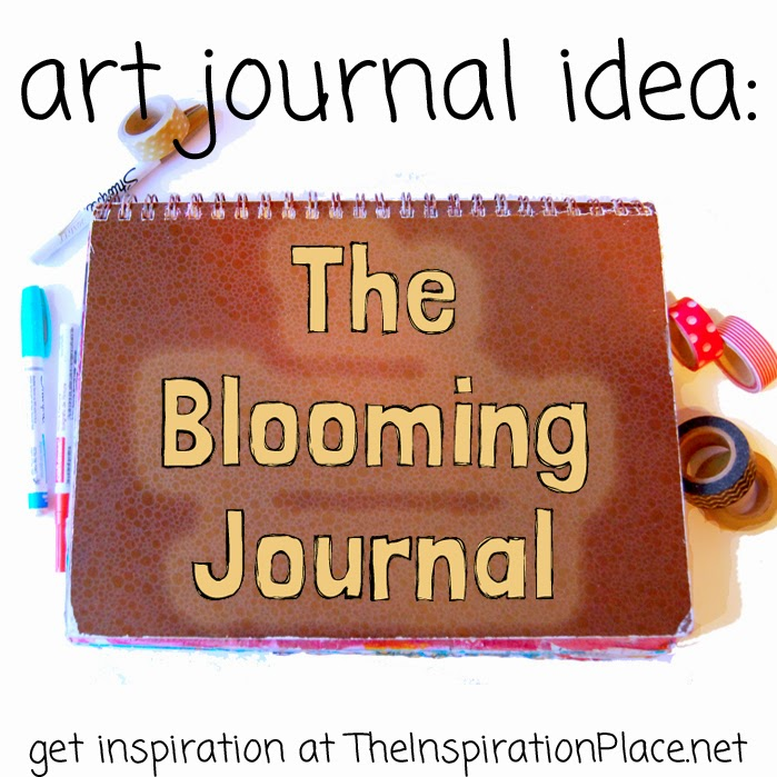 art journal |  art journaling | art journal ideas | art journal pages | inspiration → http://schulmanart.blogspot.com/2015/03/the-blooming-art-journal.html