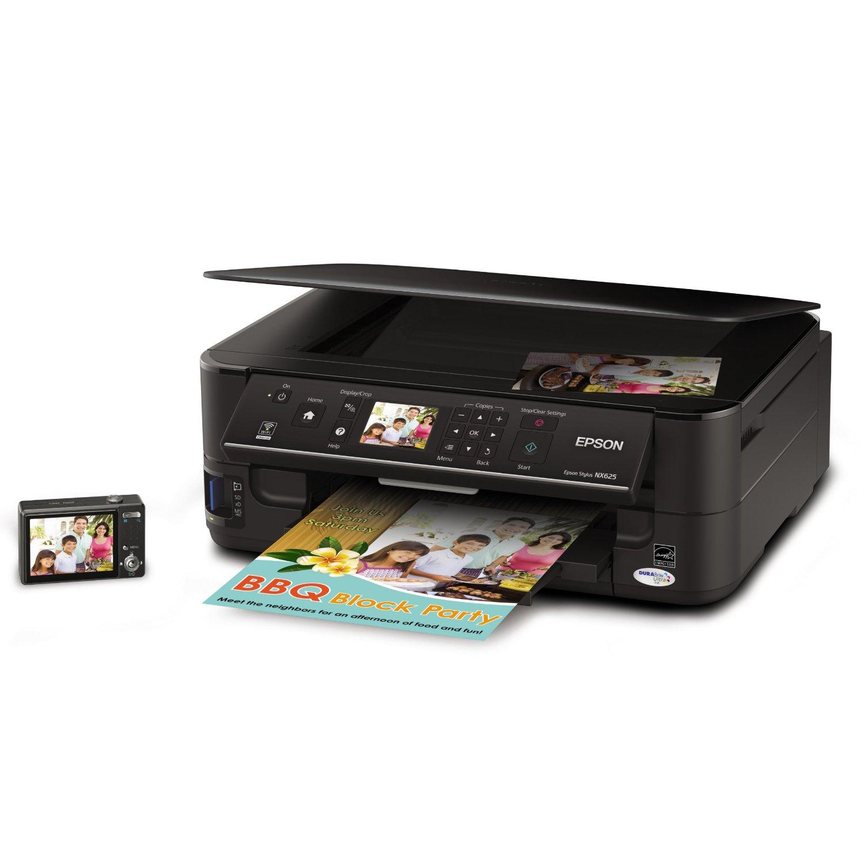 Epson Stylus Nx625 Printer Driver