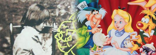 Alicia en el País de las Maravillas, de Lewis Carroll y Walt Disney - Cine de Escritor