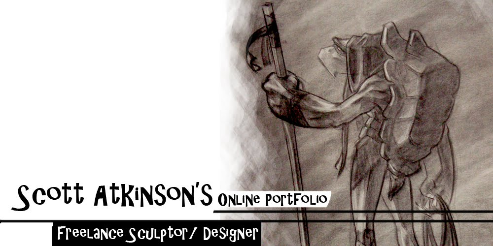 Scott Atkinson Online Portfolio