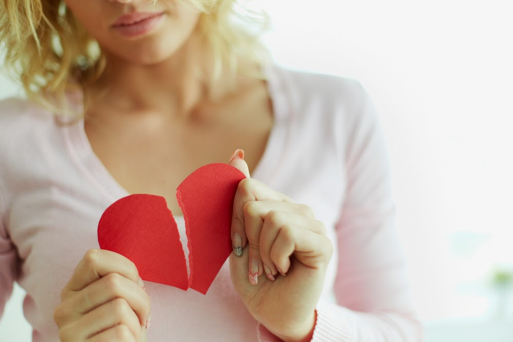 Break up in a healthy way: be honest, in person, and true to your feelings--without unnecessarily hurting the other person.
