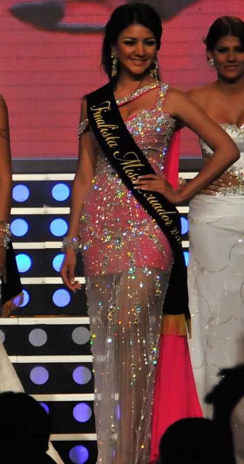 Tatiana Loor Hidalgo,Miss International Ecuador 2012